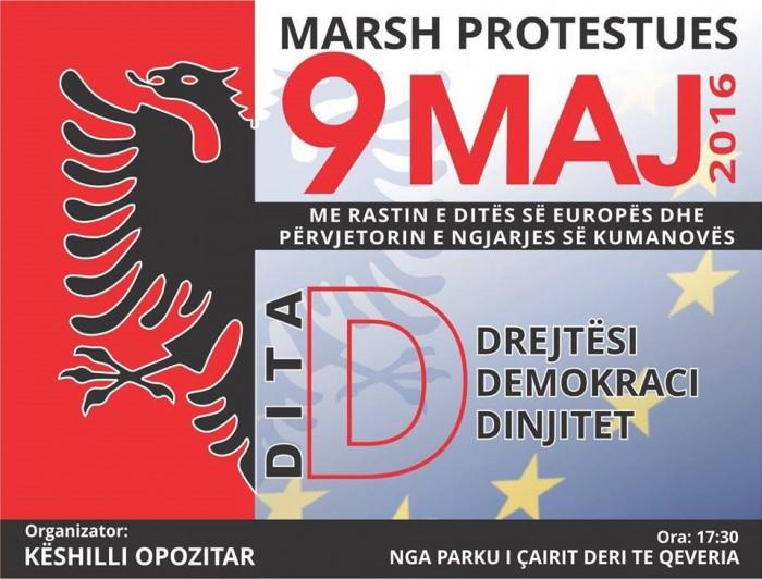 protest 9 maj